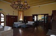 Klapmuts hotel - lounge wide