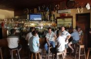 Klapmuts hotel - bar area 1